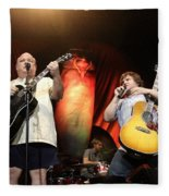 Tenacious D - Kyle Gas And Jack Black Fleece Blanket