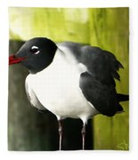 Tern Fleece Blanket