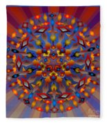 Tesserae 2012 Fleece Blanket