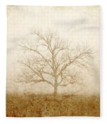 Test Of Time Fleece Blanket