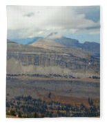 Teton Canyon Shelf Fleece Blanket