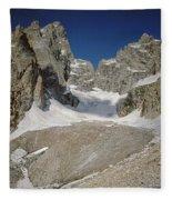 1m9385-teton Glacier Fleece Blanket