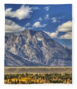 Teton Glory Fleece Blanket
