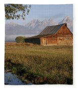 Teton Morning Magic Fleece Blanket