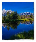 Teton Reflection Fleece Blanket