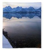 Teton Reflections Fleece Blanket