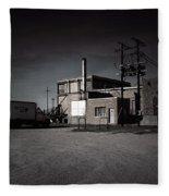 Tcm  #6 - Slaughterhouse Fleece Blanket