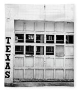 Texas Junk Co. Fleece Blanket