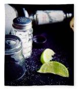 Texas Tequila Slammer 02 Fleece Blanket