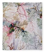 Textile Design Fleece Blanket