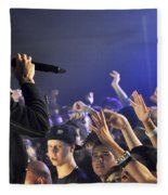 Tfk-trevor-3167 Fleece Blanket