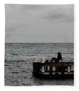 T.g.i.f Fleece Blanket