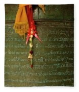 Thai Bell Fleece Blanket