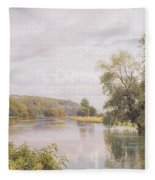 Thames Fleece Blanket