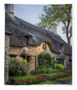 Thatched Roof - Cotswolds Fleece Blanket