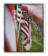 The 10th Anniversary Of 9-11-2001 Forest Park St Louis Mo Img 5708 Fleece Blanket