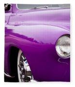 The 1950 Mercury Fleece Blanket