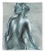 The Actress Fleece Blanket
