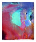 The Afterglow Fleece Blanket