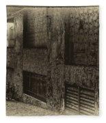 The Alibi Room - Seattle Fleece Blanket