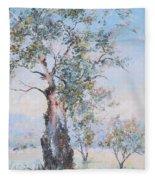 The Ancient Gum Tree Fleece Blanket