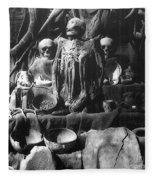 The Ancient Ones Fleece Blanket