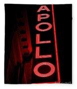 The Apollo Fleece Blanket