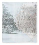 The Art Of Nature Fleece Blanket