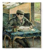 The Artists Son Fleece Blanket