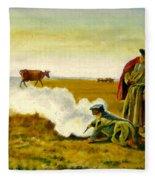 The Autumn Fleece Blanket