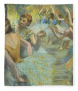 The Ballet Fleece Blanket