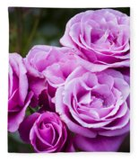 The Barbara Streisand Rose Fleece Blanket