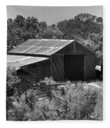 The Barn 2 Fleece Blanket