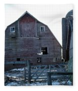 The Barn 3 Fleece Blanket