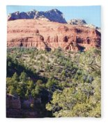 The Beauty In Nature Fleece Blanket