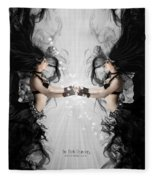The Bellydancers Fleece Blanket