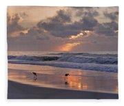 The Best Kept Secret Fleece Blanket