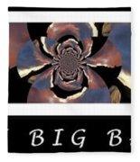 The Big Bang - Creation Of The Universe Fleece Blanket