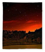The Big Dipper Fleece Blanket