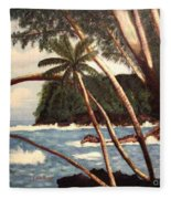 The Big Island Fleece Blanket