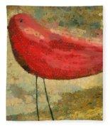 The Bird - K03b Fleece Blanket