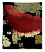 The Bird - V09a01a Fleece Blanket