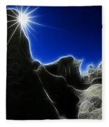 Magical Earth 2 Fleece Blanket