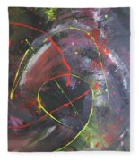 The Black Hole Fleece Blanket