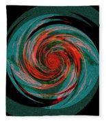The Black Hole That Is The Big Skip Fleece Blanket