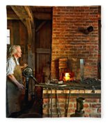 The Blacksmith Fleece Blanket