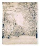 The Blizzard Fleece Blanket