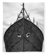 The Boat Fleece Blanket