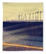 The Border Fleece Blanket
