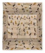The Box Room Fleece Blanket